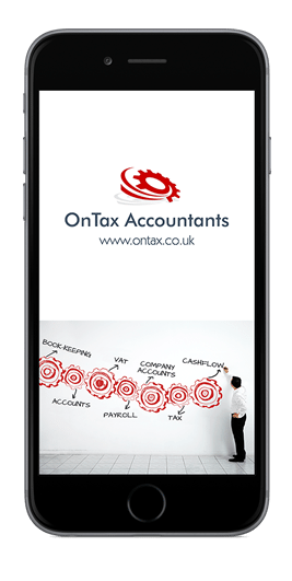 OnTax Accountants Ltd Mobile App Solution