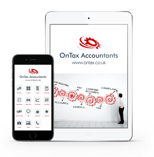OnTax Accoutnants Mobile App For Perfect Solutions On The Go